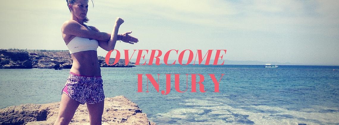 Injury rehabilitation training with kt chaloner