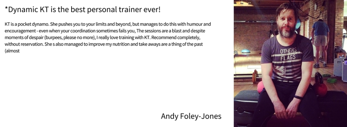 KT Chaloner Personal Training Chester
