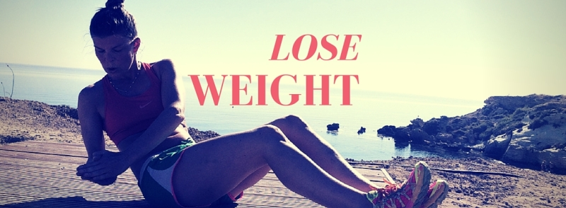 Lose weight with personal training with kt chaloner