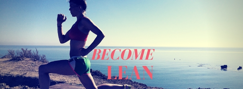 Get lean with personal training with kt chaloner