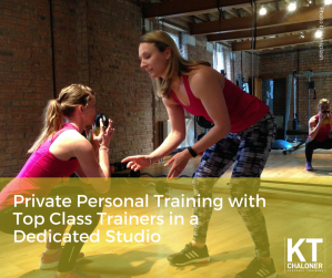 Personal Training with KT Chaloner