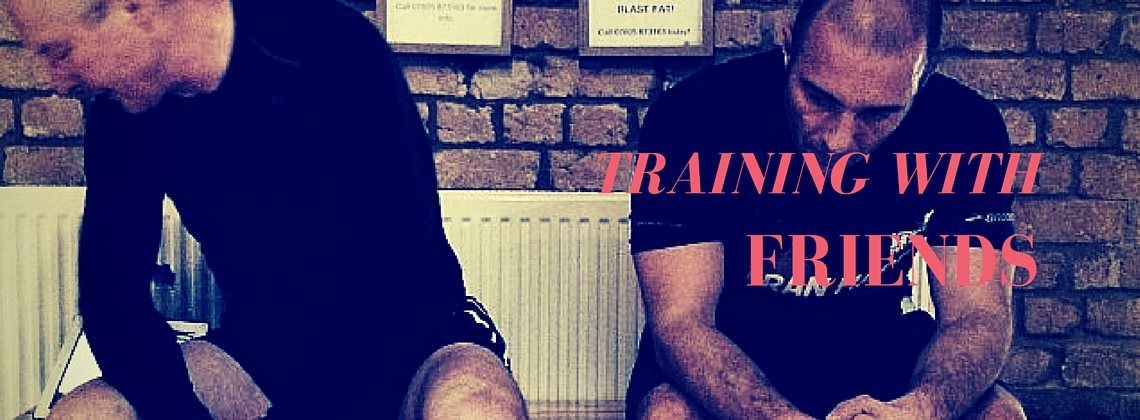 Training with Friends with KT Chaloner