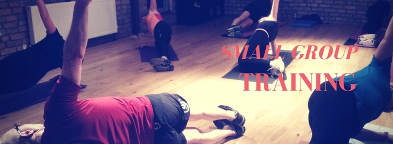 Small Group personal training with KT Chaloner