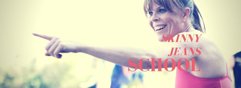Skinny Jeans school with kt chaloner