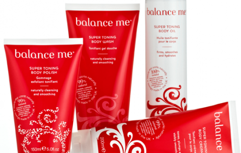Super Toning Range with Balance Me